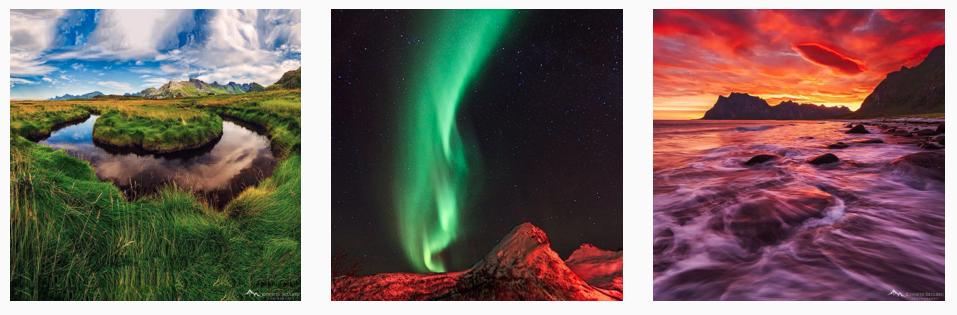 Best Norway Instagram Photos