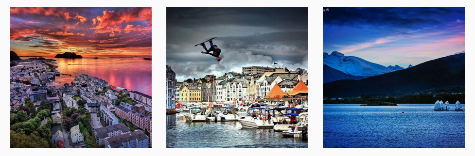 best norway instagram photos