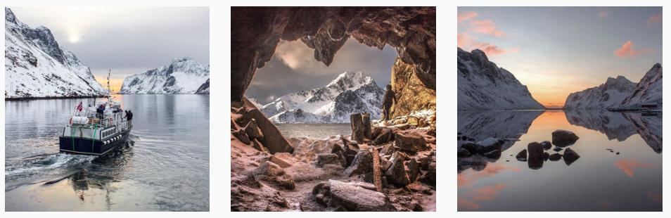 Best photos Norway lofoten