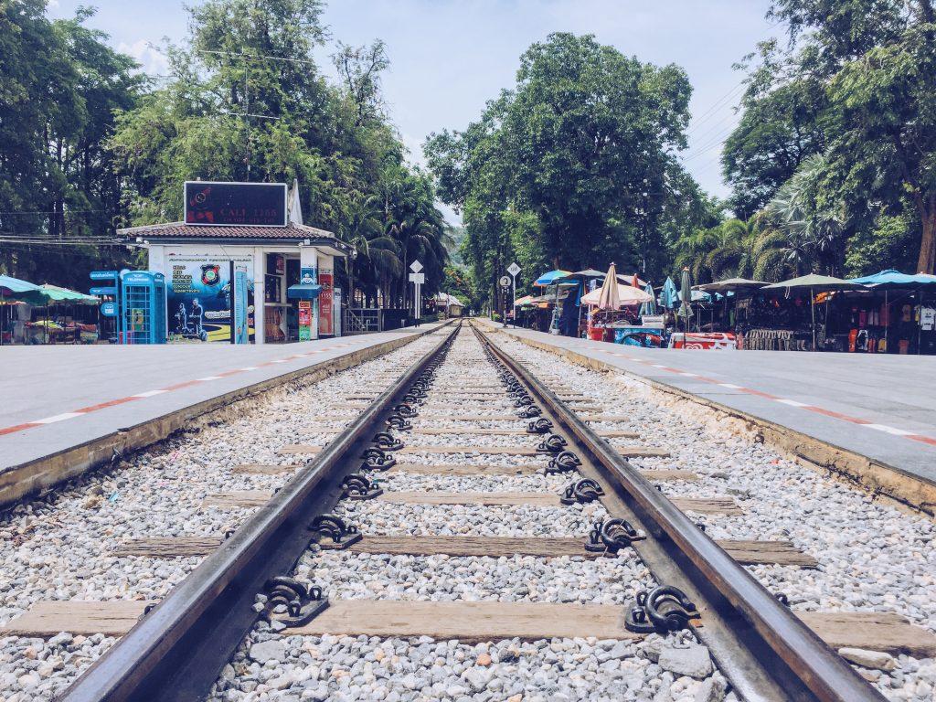 Kanchanaburi Thailand Death Railway