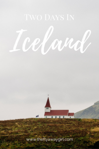 Travelling to Iceland? What can you do with 48h in Iceland? Read what Penelope did on her 48h stopover in Iceland - geysirs, waterfalls, amazing food and more!