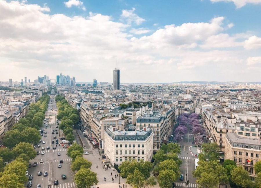 The Most Beautiful Instagram Places In Paris The Flyaway Girl