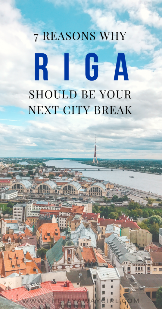 Riga, a small city in the Baltics, is often missed when people visit Europe. Here are 7 reasons why Riga should be your next city break - with places to eat and drink and things to do in Riga!