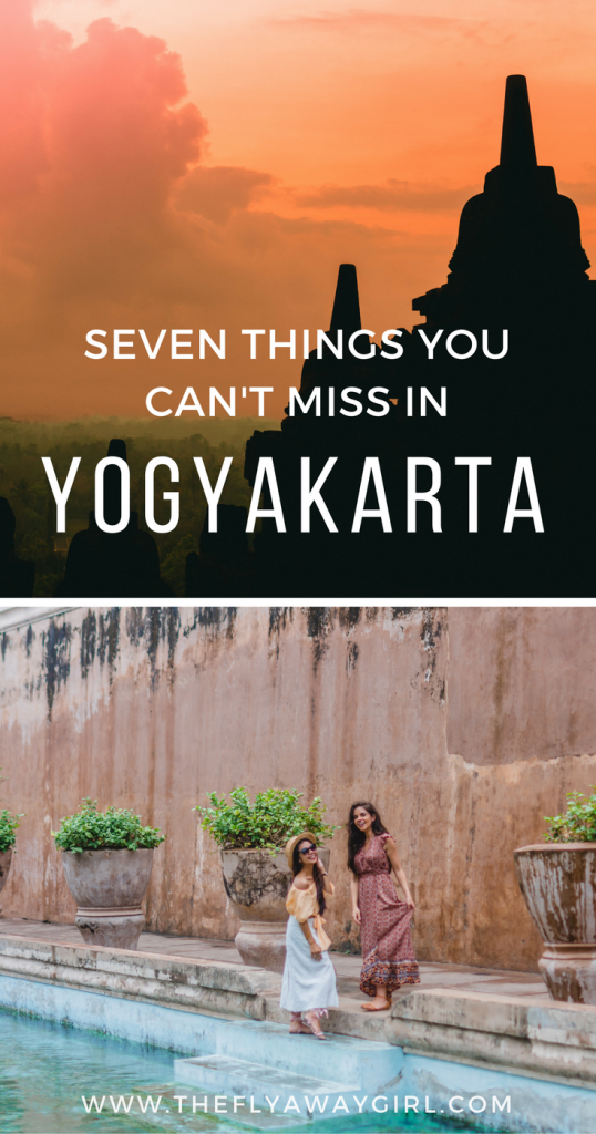 Seven things you must see when in Yogyakarta, Indonesia