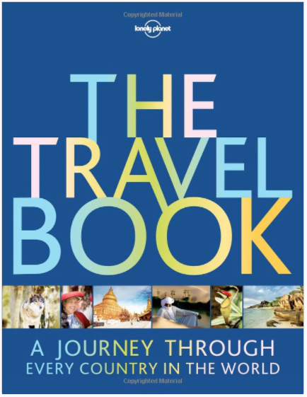 Holiday gift guide for the millennial traveler - Lonely Planet travel book