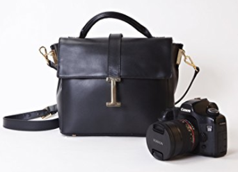 Holiday gift guide for the millennial traveler - stylish camera bag