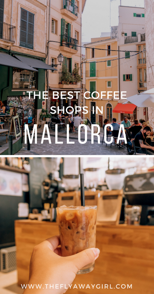 Want to find the best coffee in Mallorca? Look no further! I have rounded up my top spots for coffee in Palma de Mallorca - repin if you find it useful!