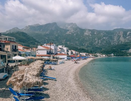 Why Samos Island, Greece, should be on your bucket list #greece