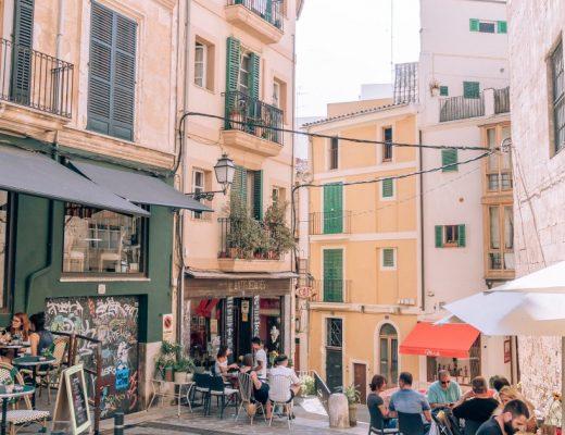 Finding the best coffee in Palma de Mallorca