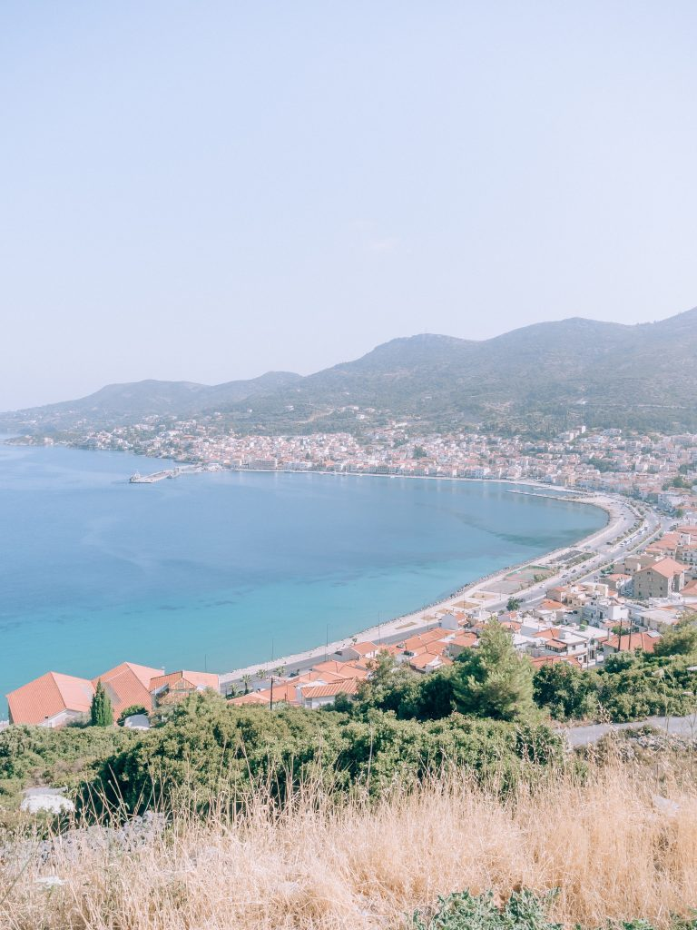 The beautiful Samos island is a must visit when in Greece
