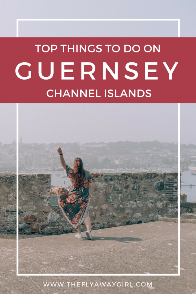 Top things to do on the beautiful island of Guernsey, a gem of the Channel Islands. From beautiful beaches to an impressive castle, there's lots to do!
