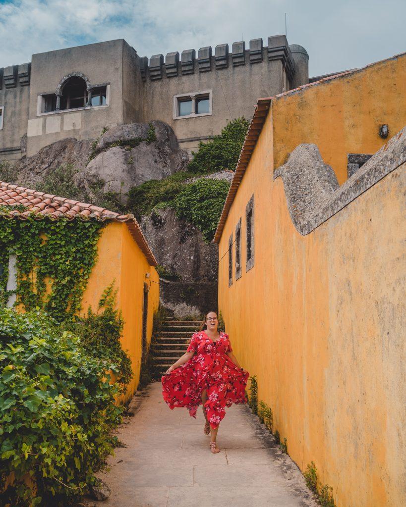 When in Cascais don't miss out on the hidden gem of Santuario da Peninha
