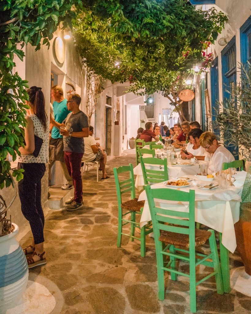 Visit the island capital of Plaka, one of the best things to do in Milos
