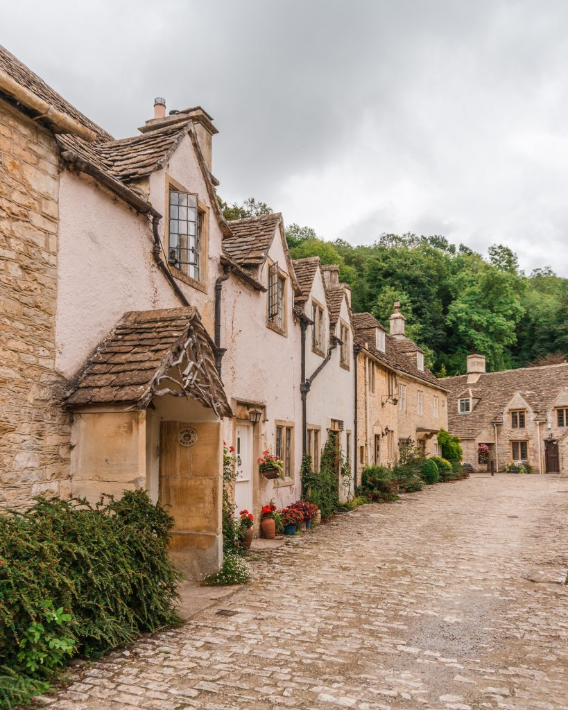One of the best Cotswolds villages to visit is Castle Combe
