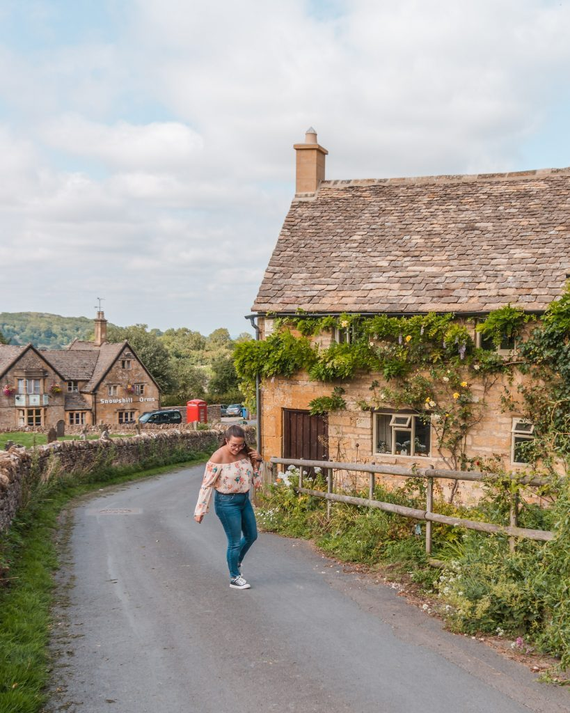 Exploring Snowshill, one of the best Cotswolds villages to visit