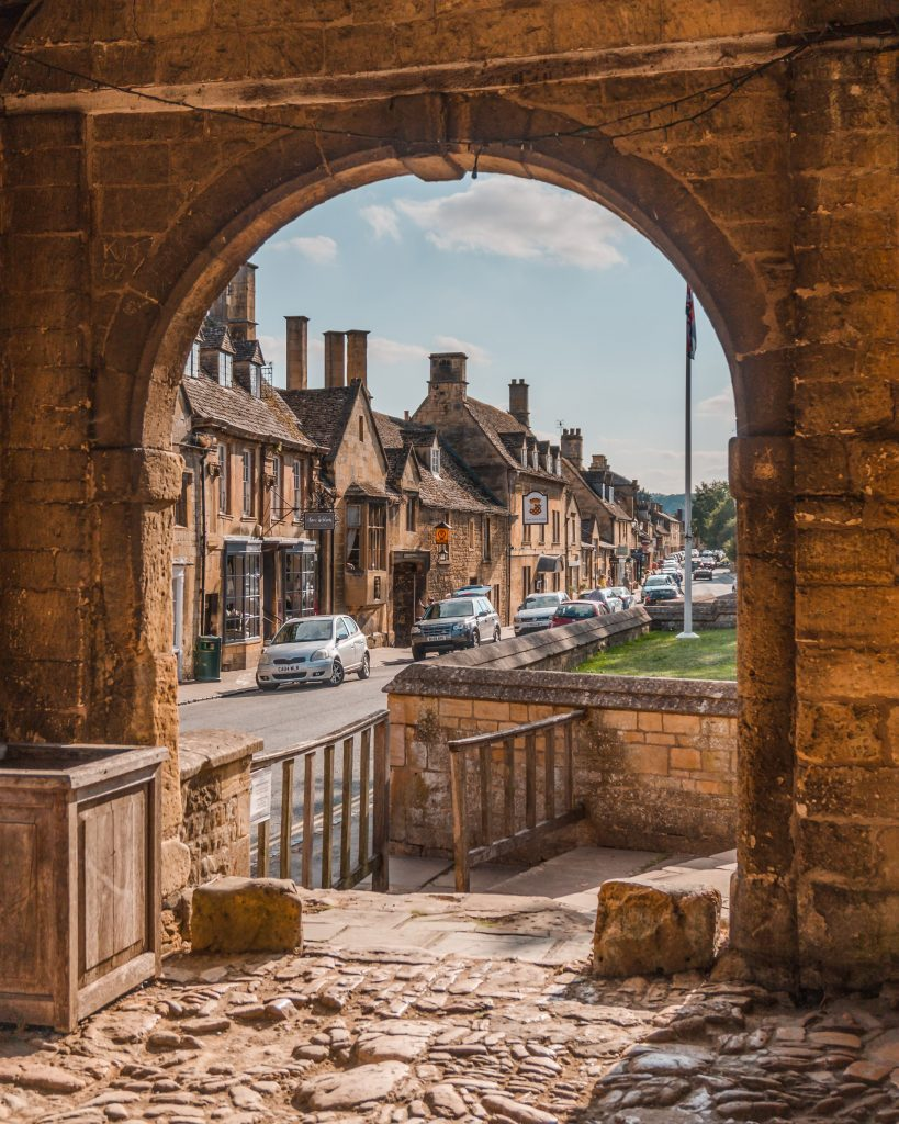 The old market town of Chipping Campden is a must visit in the Cotswolds
