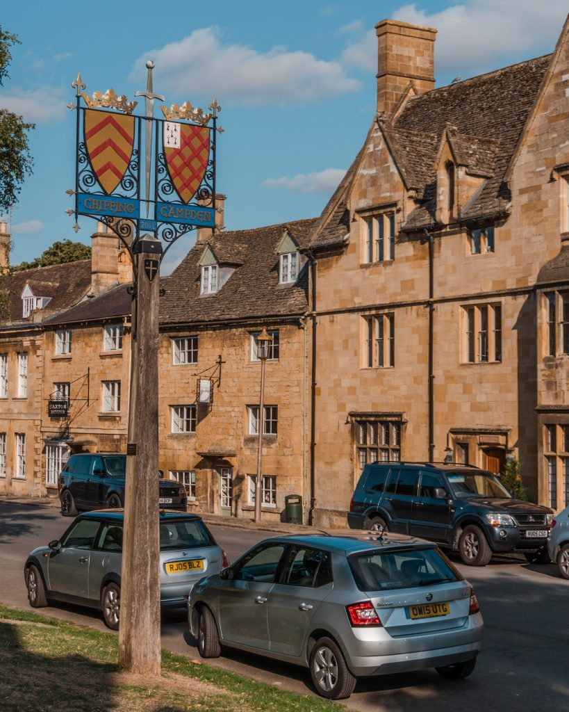 Chipping Campden is one of the prettiest towns in the Cotswolds