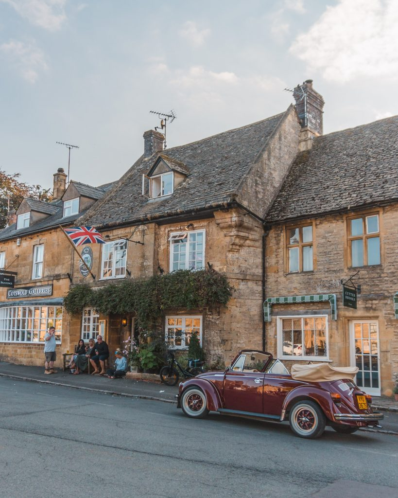 One of the best villages in the Cotswolds is Stow-on-the-Wold