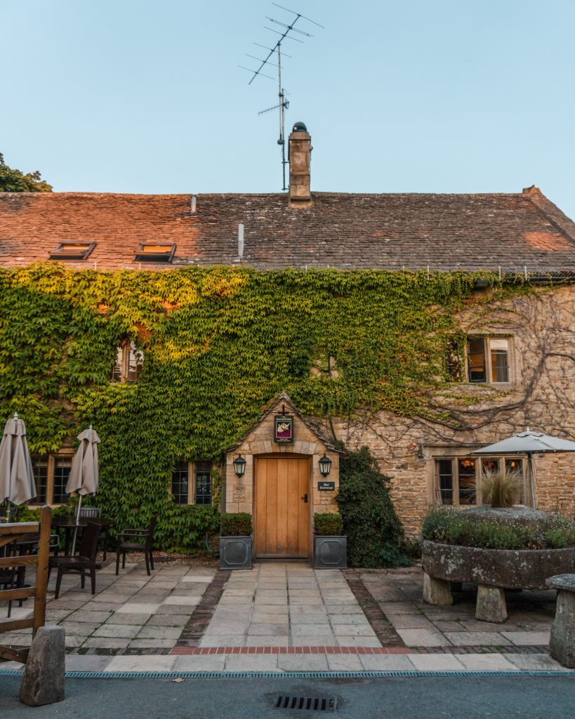If you're looking for the best Cotswolds villages, head to Lower Slaughter. Don't forget to visit the lovely Slaughters Country Inn!