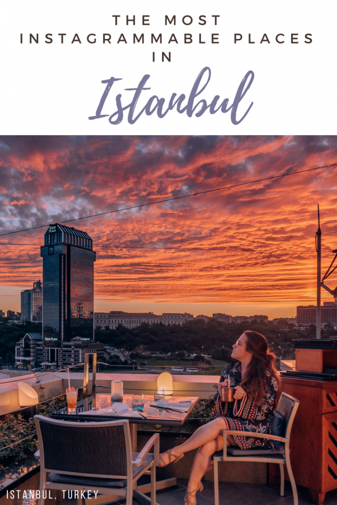 Looking for the most instagrammable places in Istanbul? Look no further! From the most beautiful mosques to the best spots for sunset, find the best photography spots here.