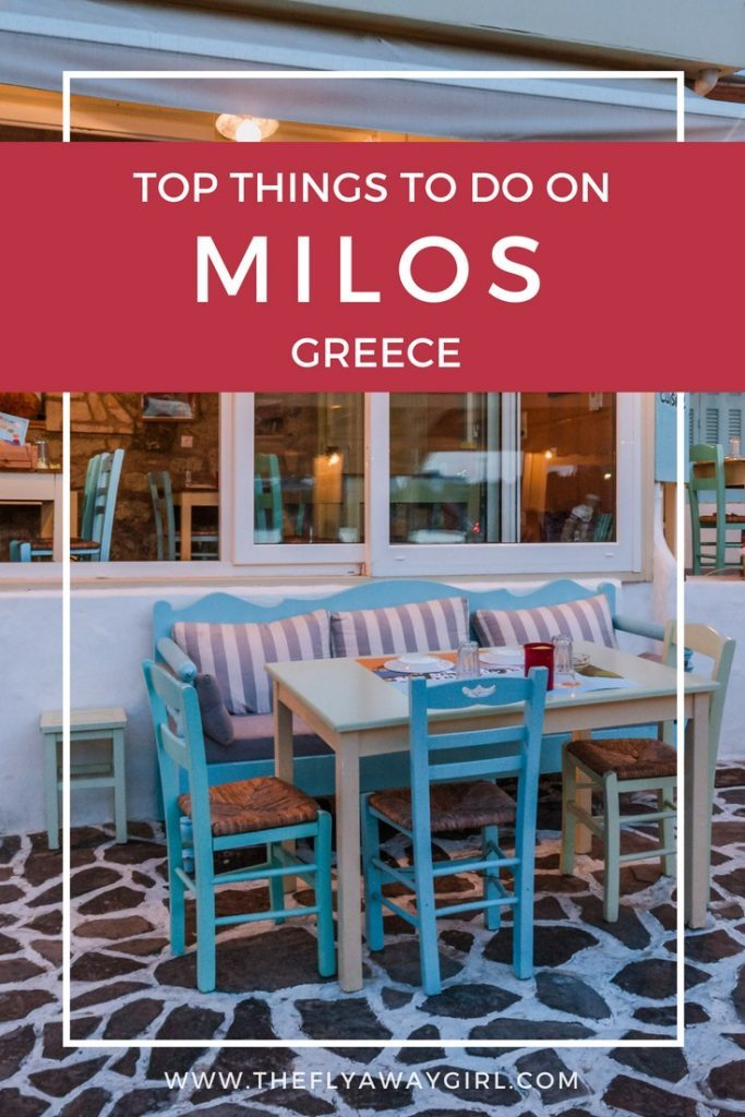 Looking for the top things to do in Milos? From the most beautiful beaches to the best restaurants, find them all here!