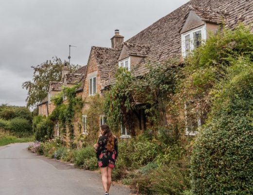 One of the best Cotswolds villages that you can't miss is the tiny Adlestrop