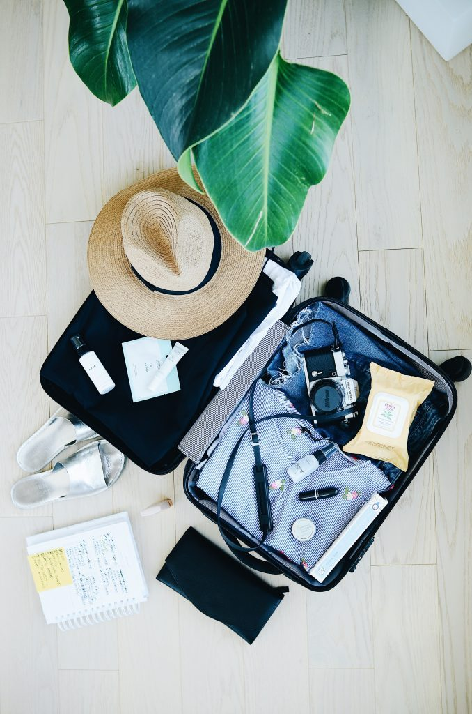 What are your hand luggage essentials?