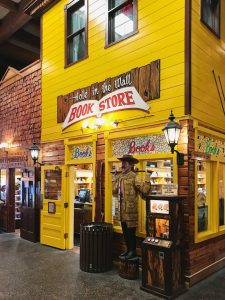 When in Wall, South Dakota don't miss a visit to Wall Drug Store
