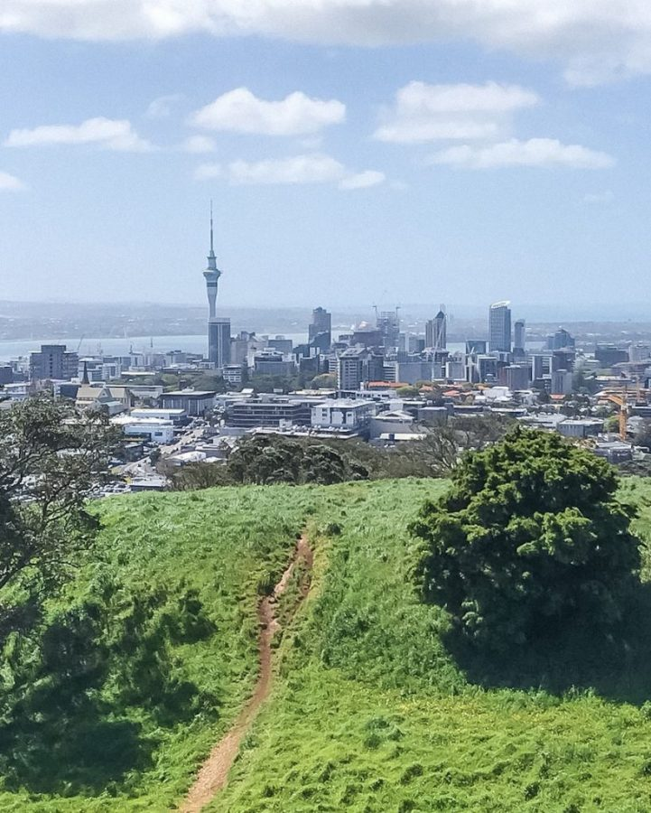 On your one day in Auckland walk up to the summit of Mount Eden for amazing views of the city