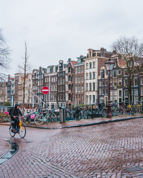 Amsterdam is a great city for photos - there's so much to do and see and the canals are just so photogenic. Here are the best photo spots in Amsterdam!