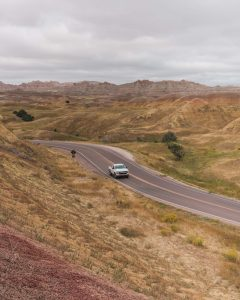 Badlands Yellow Mount is a beautiful viewpoint off the Badlands Loop Road
