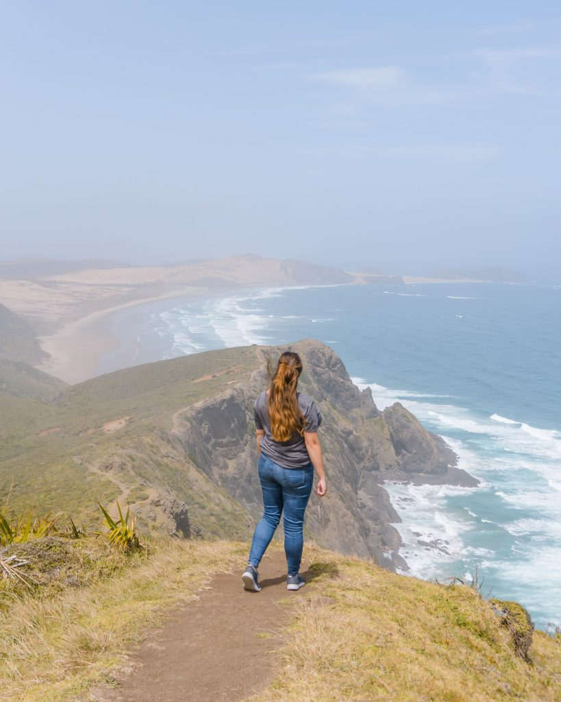 Cape Reinga is one of the most northerly points of New Zealand and is important in Maori culture