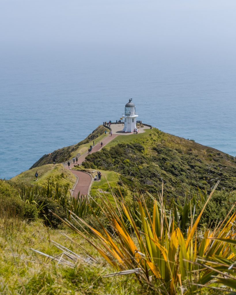 Don't miss a visit to Cape Reinga on your New Zealand North Island itinerary - it's definitely a must visit in New Zealand