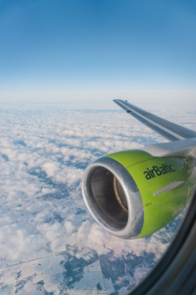 You can fly to Tallinn with airBaltic - fly direct from cities like London, Berlin and Oslo.
