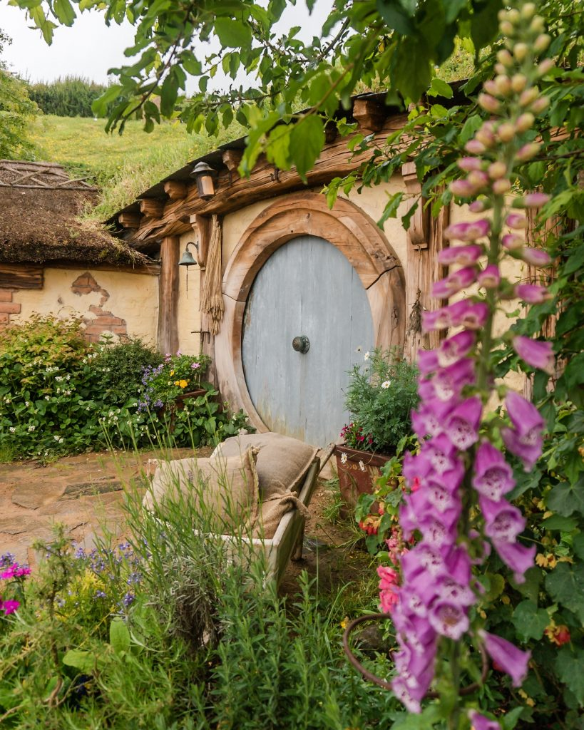A New Zealand trip would not be complete without a visit to Hobbiton! Don't miss the magical world of the hobbits here.