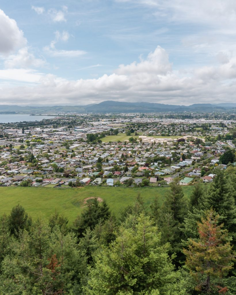 When in Rotorua, head up to Skyline Rotorua for some of the best views over the city. Rotorua is a must see in New Zealand!