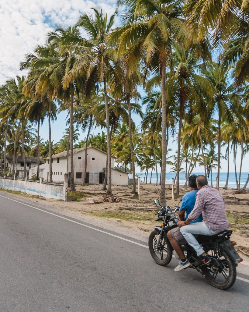 Road safety is a big issue in the Dominican Republic, with one of the highest rates of road deaths in the world.