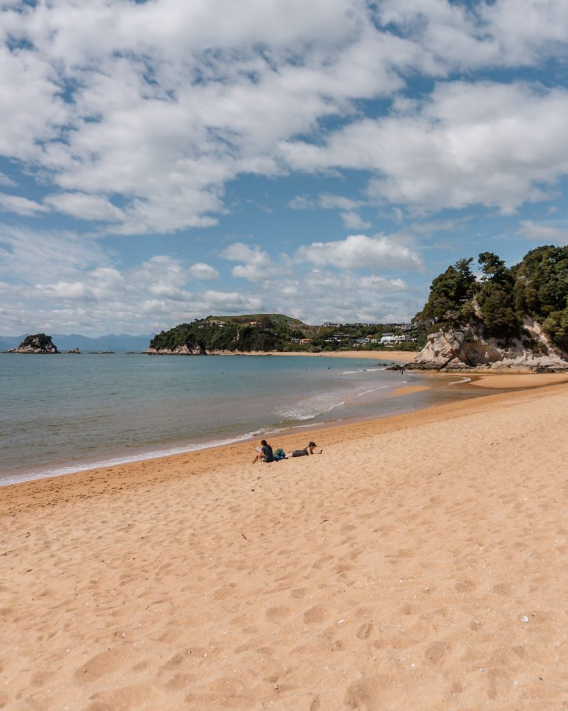 Kaiteriteri has some beautiful beaches and is the gateway to the Abel Tasman National Park, definitely a great place to explore in New Zealand