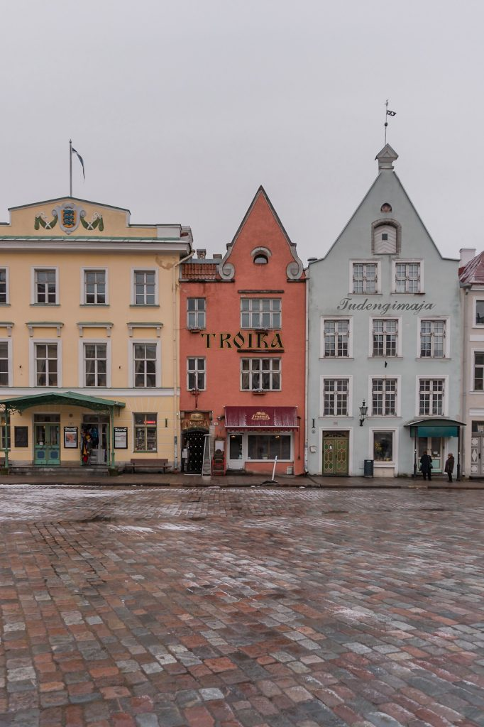 Don't miss a visit to the town hall square, it should definitely be added to your Tallinn itinerary!