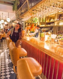 The Ivy is one of the most instagrammable restaurants in Leeds