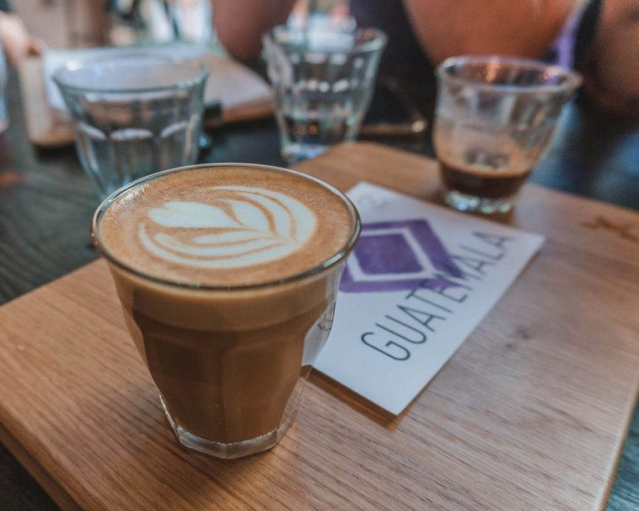 Try a split shot at North Star Coffee Roasters, one of the best places for coffee in Leeds