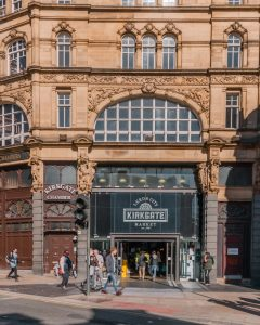 Leeds Kirkgate Market is one of the best things to do in Leeds
