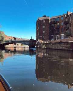 A visit to Leeds Dock is a must do when in Leeds