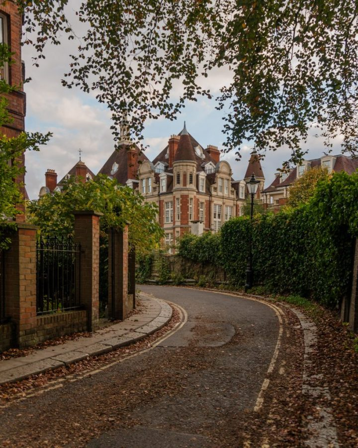 Exploring Hampstead is a must visit in London this autumn