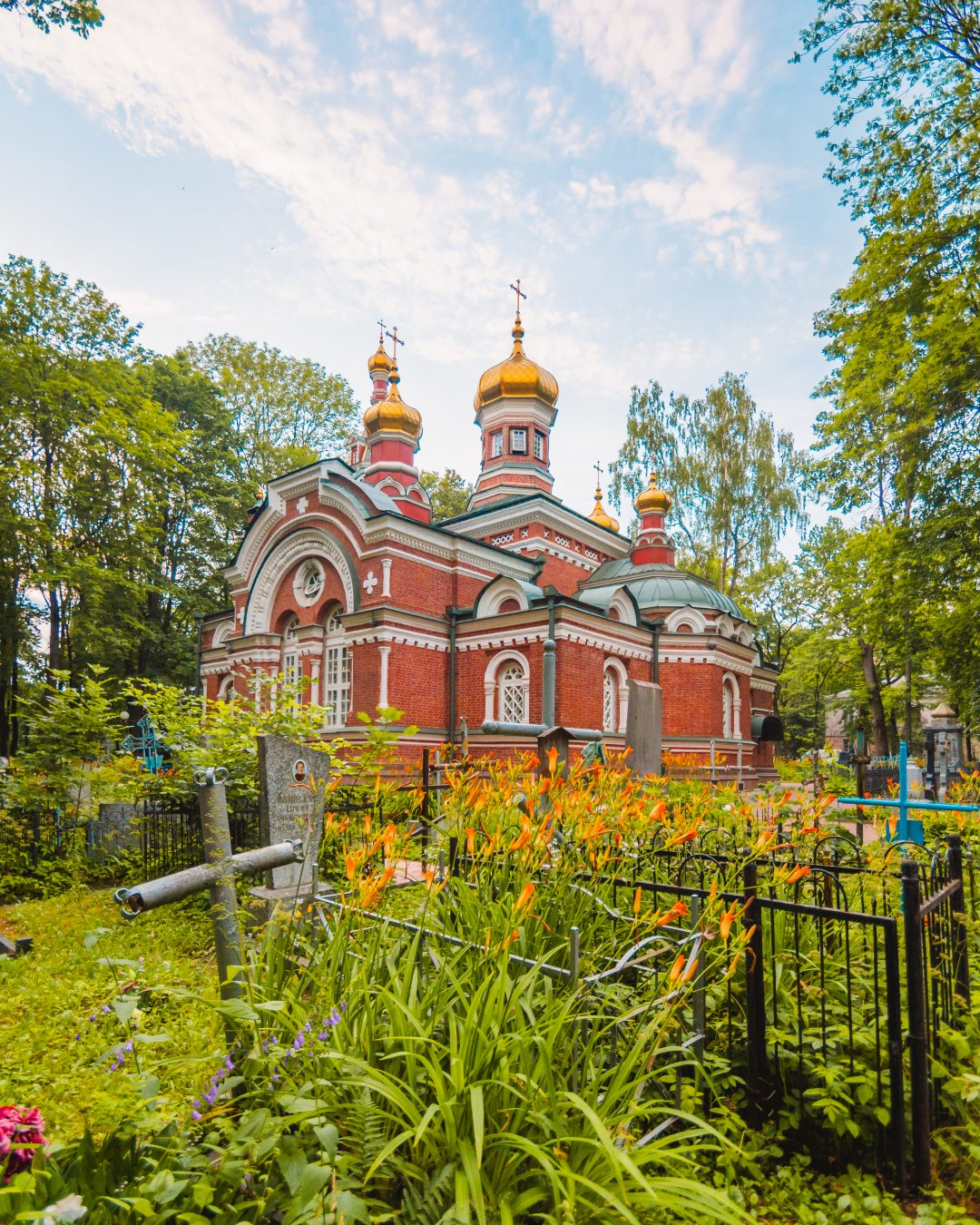 One of my favourite places in Minsk was definitely the Alexander Nevsky church, a beautiful Orthodox church in the centre of Minsk
