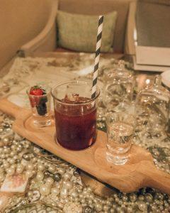 Enjoy an amazing cocktail at Bar 15 in Bath