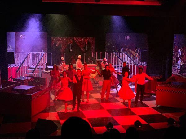 When you're at this all inclusive resort in Agadir then you're going to want some entertainment! ROBINSON Clubs put on performances, such as the Jersey Boys show we saw during our stay. There was singing and dancing on a set styled as a 1960s diner.