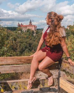 Ksiaz Castle in Poland is a must-visit