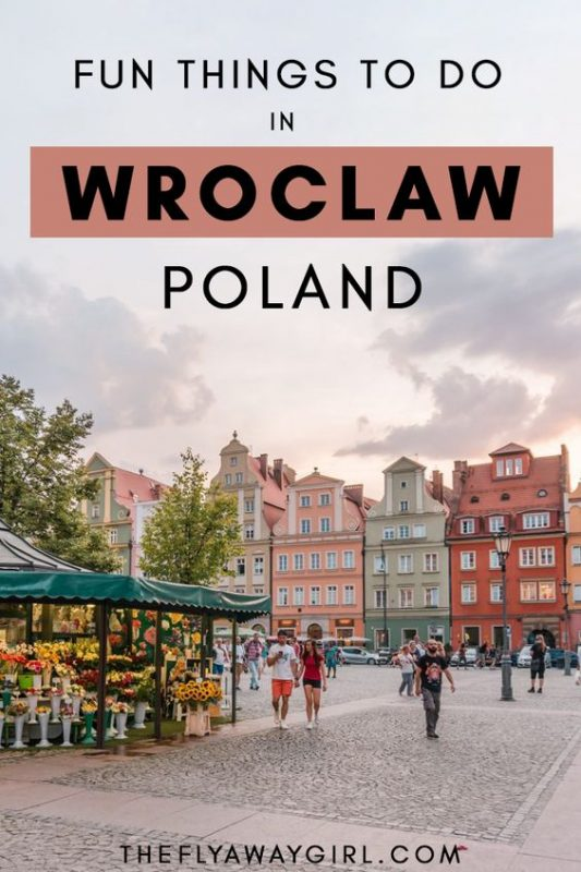 If you're looking for fun things to do in Wroclaw, take a look at my Wroclaw guide to get some ideas!
