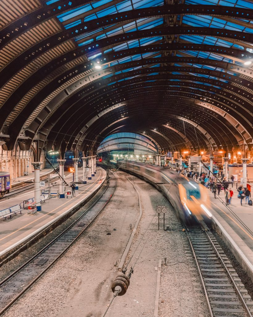 Travelling to York by train is one of the easiest ways to get to this beautiful city in England!
